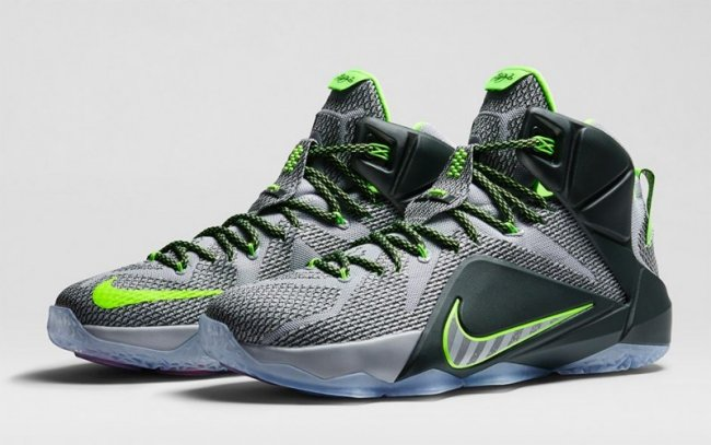on sale ccbbf 75332 Click here to purchase the Nike LeBron 12 Dunk Force on eBay