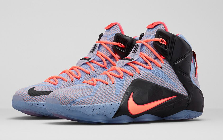 "super cute 8f089 a8660 Nike LeBron 12 ""Easter"" – Official Images, Release Date"