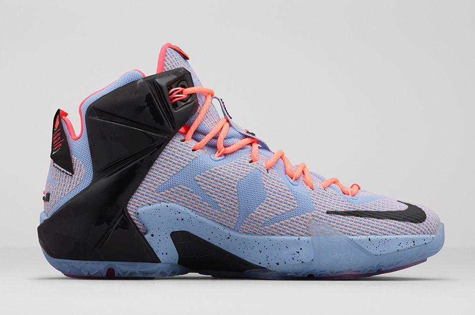3a73da120ed Nike Lebron 12 Easter Size 8 9.5 10 condition