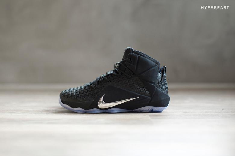 """newest c85d6 b836c Nike LeBron 12 EXT """"Rubber City"""""""