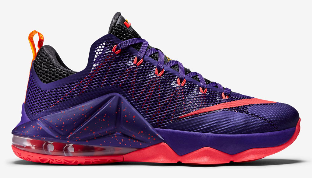 "uk availability aa222 49585 Nike LeBron 12 Low ""Court Purple"" - Air 23 - Air Jordan ..."