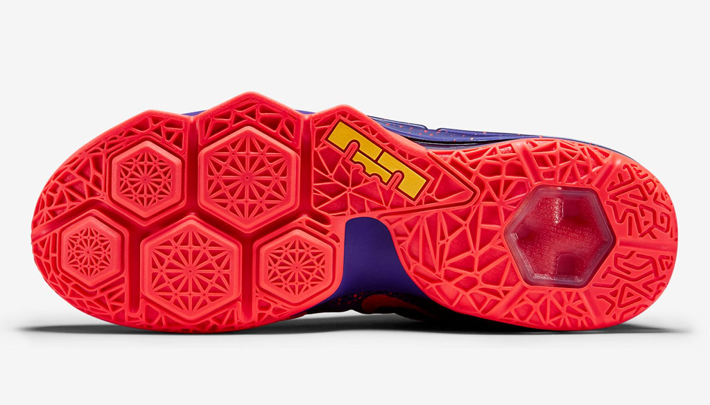 "newest 02c49 fe2d3 Nike LeBron 12 Low ""Court Purple"" - Air 23 - Air Jordan Release Dates,  Foamposite, Air Max, and More"