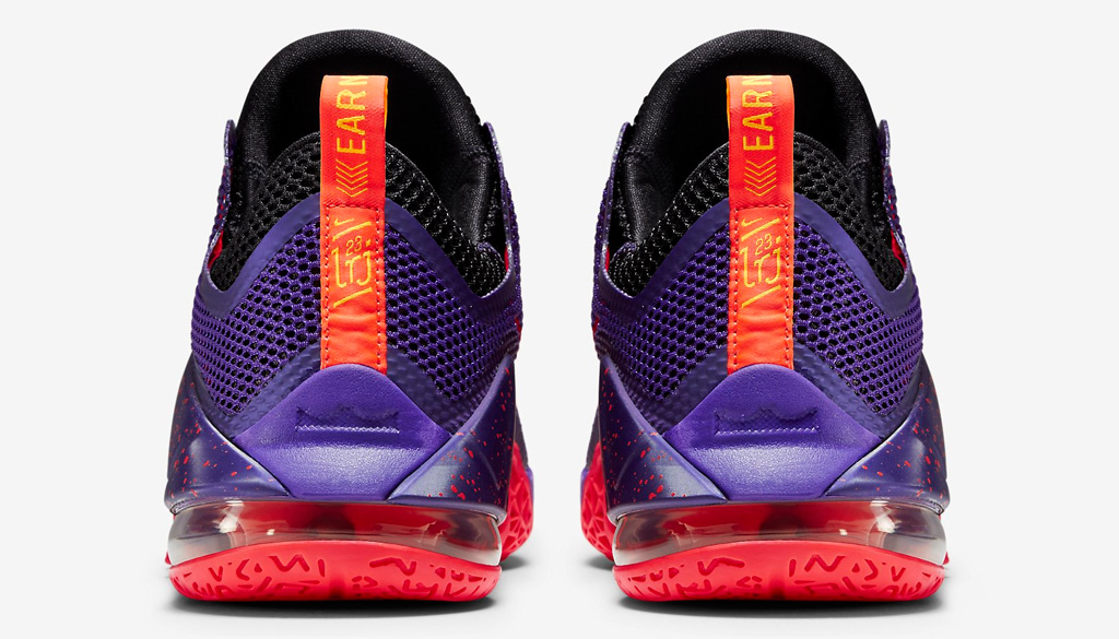 """newest 636d3 96bf1 Nike LeBron 12 Low """"Court Purple"""" - Air 23 - Air Jordan Release Dates,  Foamposite, Air Max, and More"""