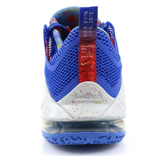 """ab30940c5e4a Nike LeBron 12 Low LTD """"Hyper Cobalt"""" - Air 23 - Air Jordan Release Dates"""