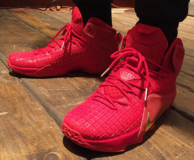 69ce26b9119c nike lebron 12 red october Archives - Air 23 - Air Jordan Release ...