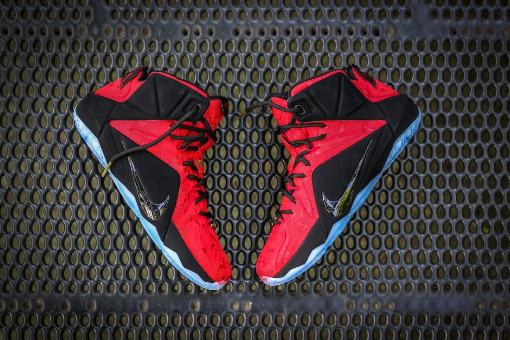 promo code b231f 97a4a Nike LeBron 12 EXT