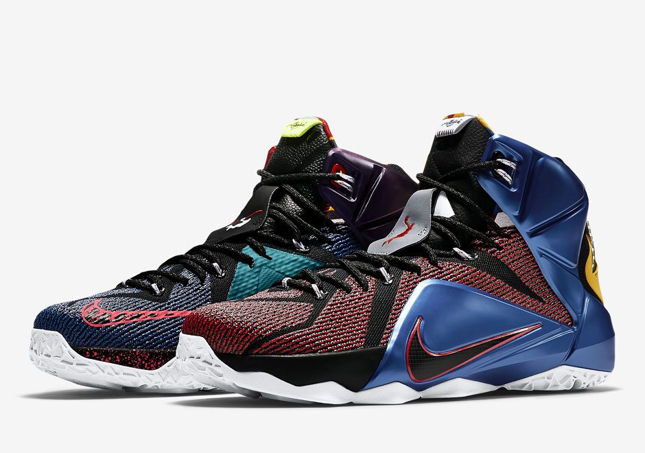 f9e0590b8d85 nike lebron 12 what the Archives - Air 23 - Air Jordan Release Dates ...