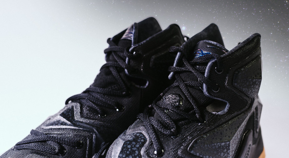 ff2f20d7a83 Images of the Nike LeBron 13 Black Lion - Air 23 - Air Jordan Release  Dates