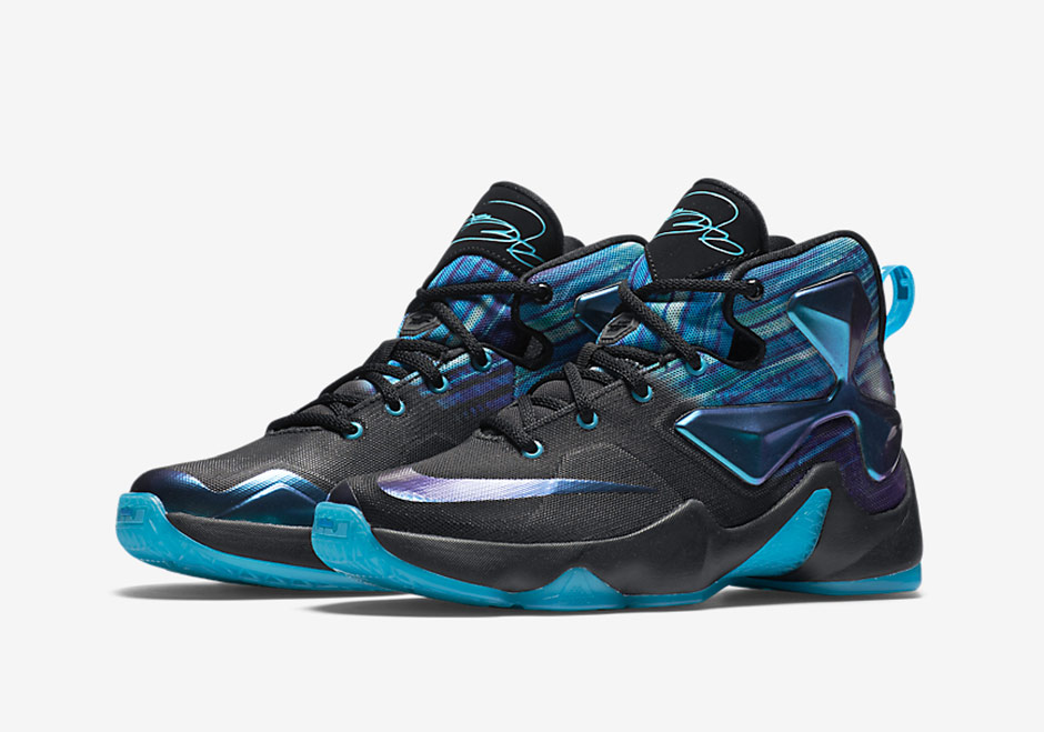cheap for discount 3af6c d3373 Nike LeBron 13 Summit Lake Release Date, Official Images ...