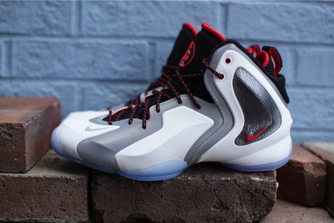 watch db67d 87296 The White Reflective Silver-Black-Challenge Red Nike Lil  Penny Posite hits  stores like Oneness on June 7 retailing for  180.