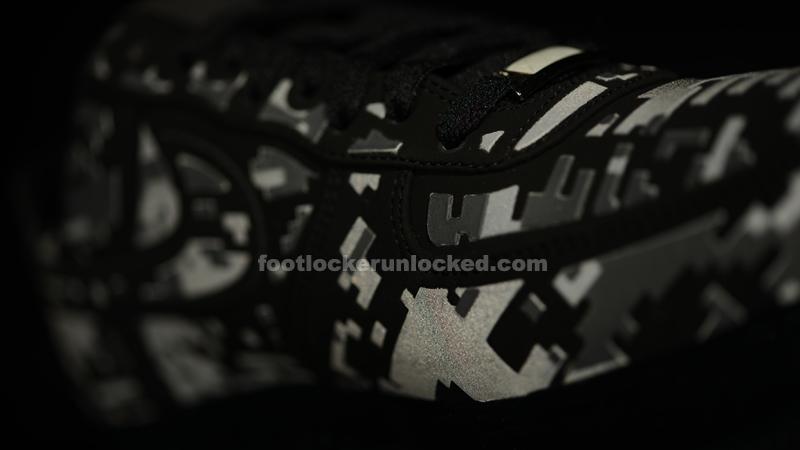 Nike Air Force 1 Bajo Ejército Camo Digi whKN4