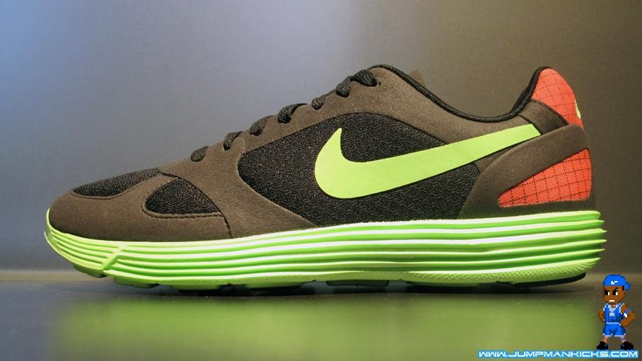 Nike Lunar Mariah ND+ Black Electric Green-Crimson - Air 23 - Air ... 177fcb4bb
