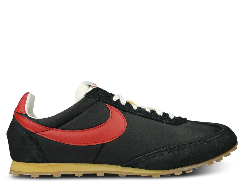 f8b27a1a2f8 Nike Oregon Waffle Vintage Color  Black Sport Red-Light Bone Style   316659-003