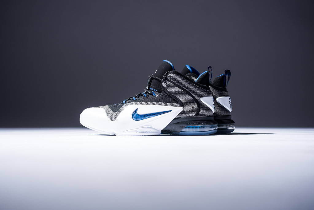 dba0e462f5c Nike Penny Pack QS Color  Black Game Royal-White Style  800180-001. Release  Date  07 04 2015. Price   500.00. Nike Zoom Penny 6 Sharpie Pack