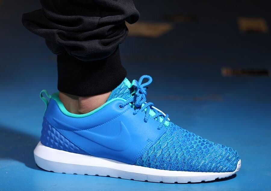 best loved cf5ea f806a Nike Roshe NM Color Photo BlueSoar-Atomic Teal Style 746825-400