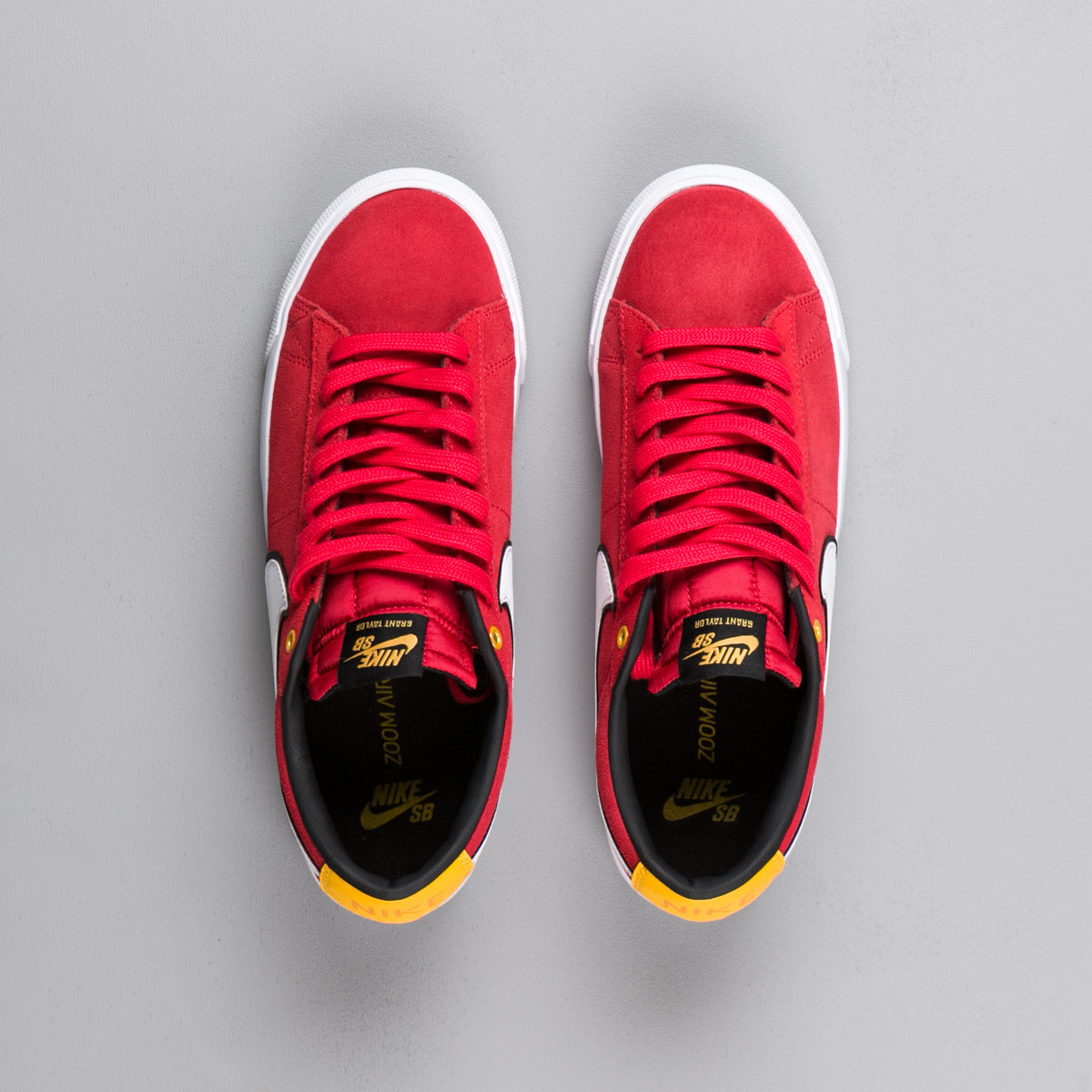 size 40 4da8f 657d6 ... university red. Nike Blazer Low GT QS Men s SB skateboard shoes 716890  001 multiple sizes
