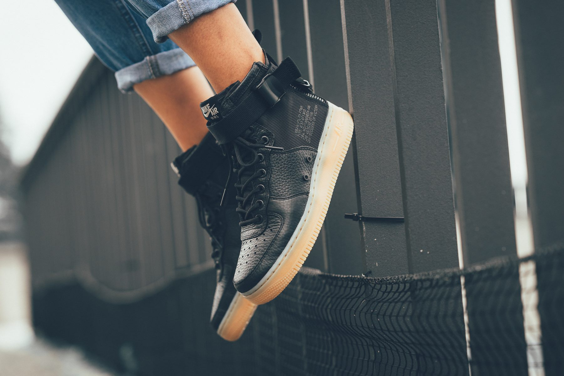 d8a8a460203b4f Nike SF-AF1 Mid Black Gum - Air 23 - Air Jordan Release Dates ...