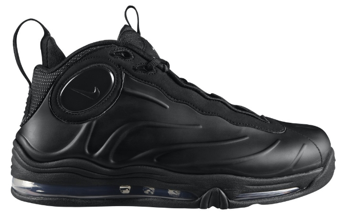 separation shoes 05c36 e1757 Nike Total Air Foamposite Max Black Black Still Available