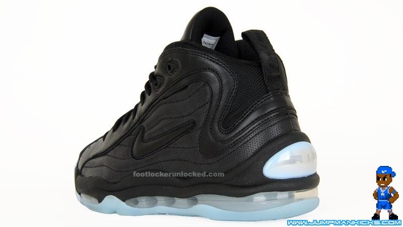 Nike Air Total Max Uptempo Black Pale Blue - Air 23 - Air Jordan Release  Dates 01aac1bcf