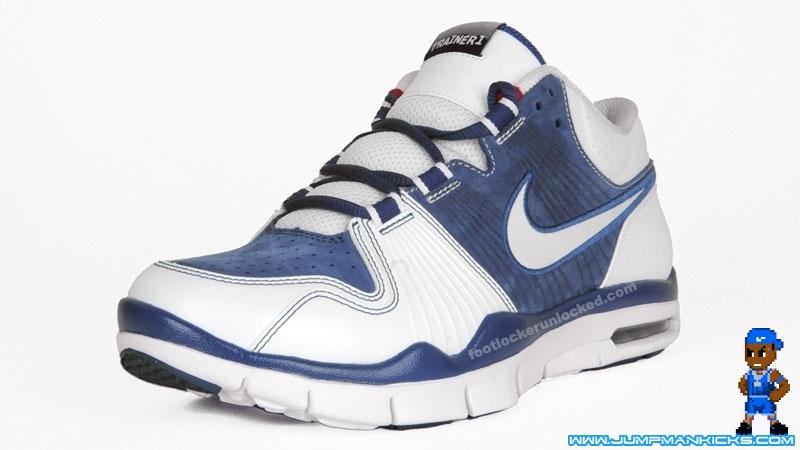 Nike Air Trainer 1 Mid Premium Iridescent Super Bowl Nike Knows | eBay