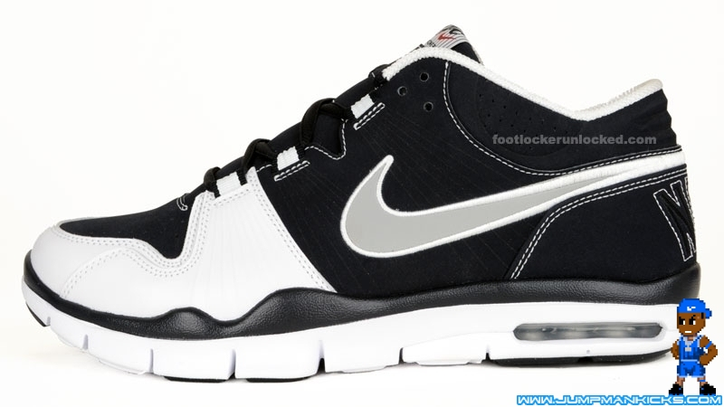 """online retailer 66040 21857 The Nike Trainer 1 Mid """"NYC"""" is available now. Nike Air Trainer 1 Mid Bo  Jackson QS ..."""