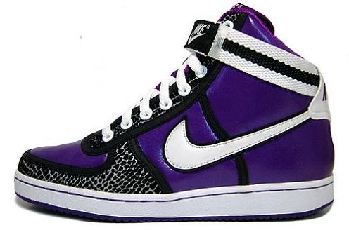 Nike Vandal High Club Purple/Black-White