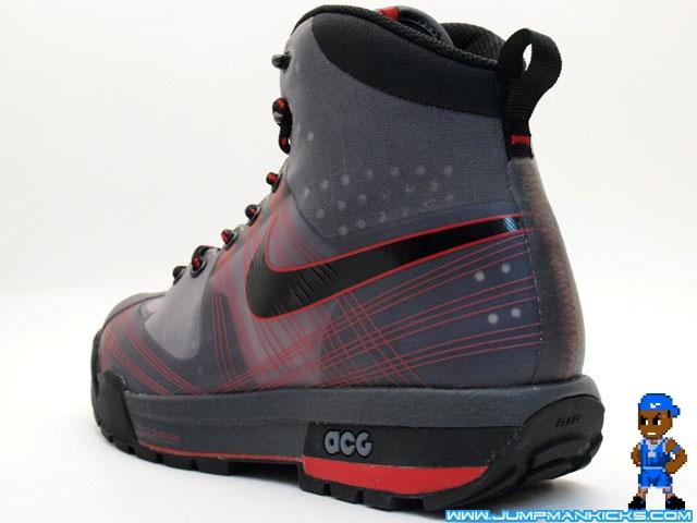 super popular 2ff41 86c4a Nike Zoom ACG Ashiko Flint Grey Black on Ebay
