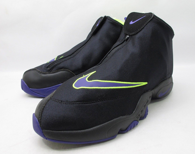 online store 6a41e 36bff Nike Air Zoom Flight 98 The Glove Color  Black Court Purple-Volt Style   616772-003. Release  02    2014. Price   145.00