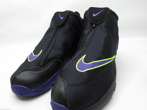 Nike Air Zoom Flight 98 The Glove Black/Purple-Volt