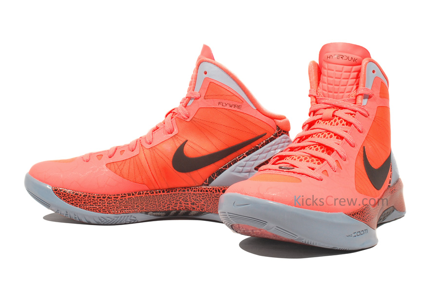 premium selection e3744 abf25 Nike Zoom Hyperdunk 2011 BG Color  BRIGHT MNG BLK (BLAKE GRIFFIN) Style   484935-800. Price   135.00