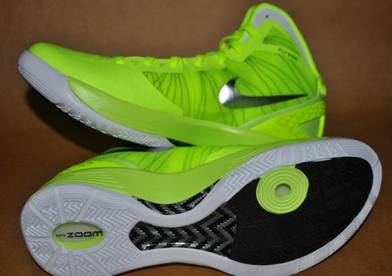 new arrival 7f875 48a4a Nike Hyperdunk 2016 FK Flyknit Basketball Shoes Black   Dark Grey SZ   843390