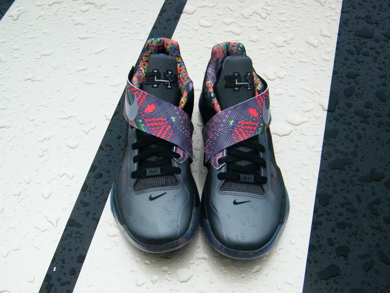 best cheap f3766 03063 Nike Zoom KD IV 4 Rogue Green UNDFTD SZ 12 Nerf Aunt Pearl Galaxy Supreme  Jordan