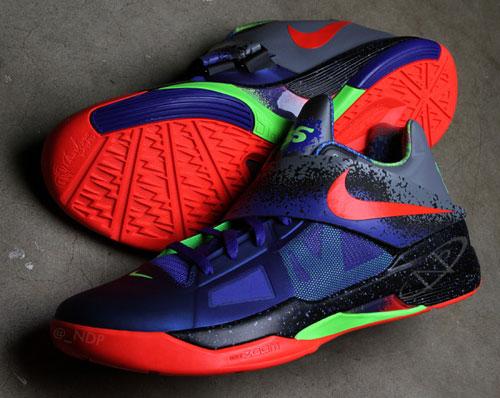 best service 7c49e 74112 Nike Zoom KD IV 4 Scoring Title SZ 10 GREAT CONDITION Jordan 1 2 3 5 6 7 9  11 12