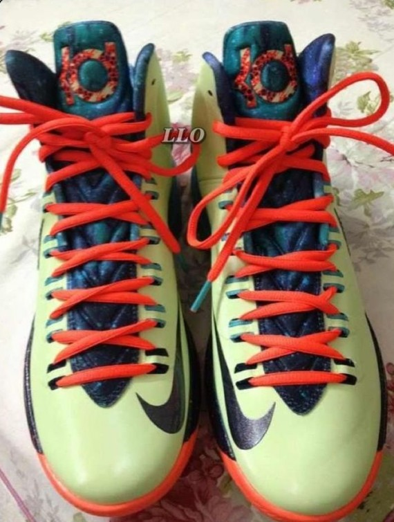 best service c1db6 ab6ff Nike Kd 5 All Star Area72