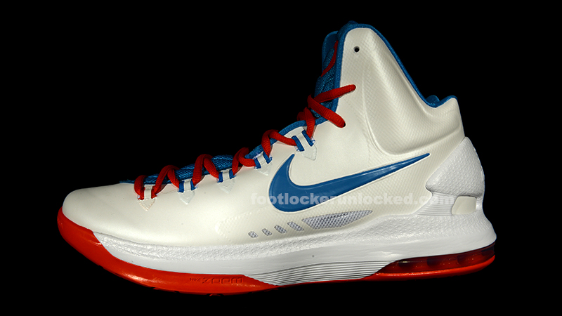 "Nike Zoom KD V ""Home"" Available Now"