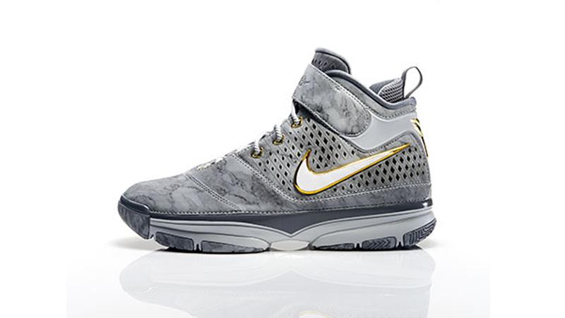 10790e947eba Nike Zoom Kobe II (2) Prelude Color  Wolf Grey White-Cool Grey-Pure  Platinum Style  640222-001. Release  12 14 2013. Price   200.00