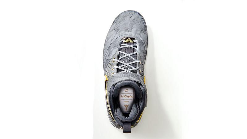 211c3fbf53bb Nike Zoom Kobe 4 IV Prelude FTB AD 360 Sz 13 Mamba 1 5 8 9 11