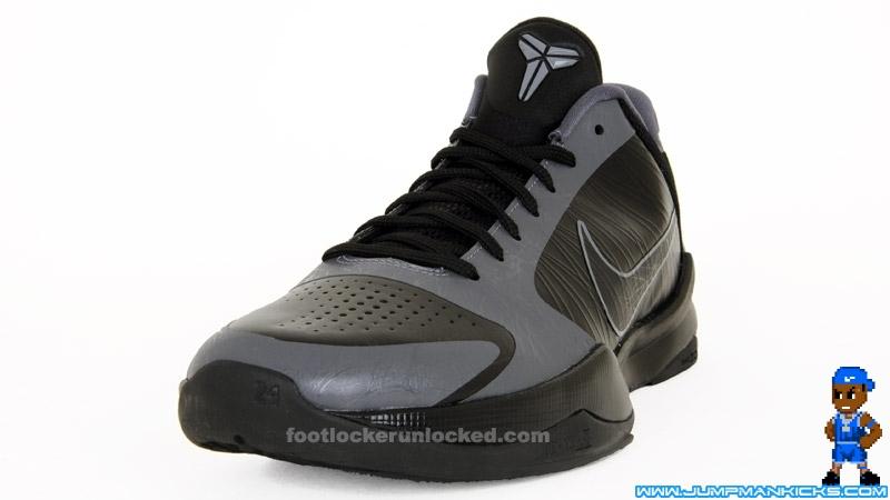 a4ee266900bf Nike Zoom Kobe V 5 OG Ink sz 10 Black Purple White Silver Original Vintage  iv vi