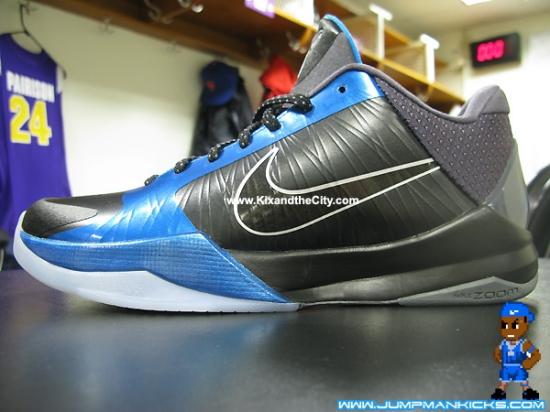 buy popular 2e2c6 e6181 Nike Zoom Kobe V Bruce Lee and Dark Knight Release Date ...