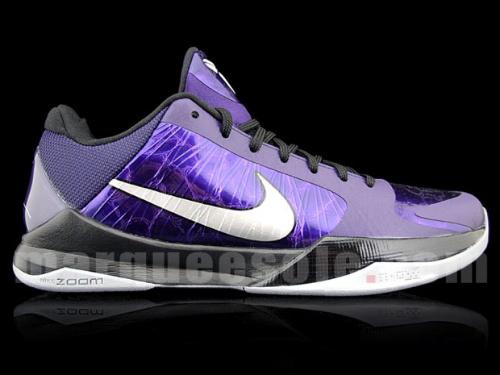 low priced 56b66 37eb3 Nike Zoom Kobe Venomenon V 5 Basketball Shoes Mens 13 NWOB