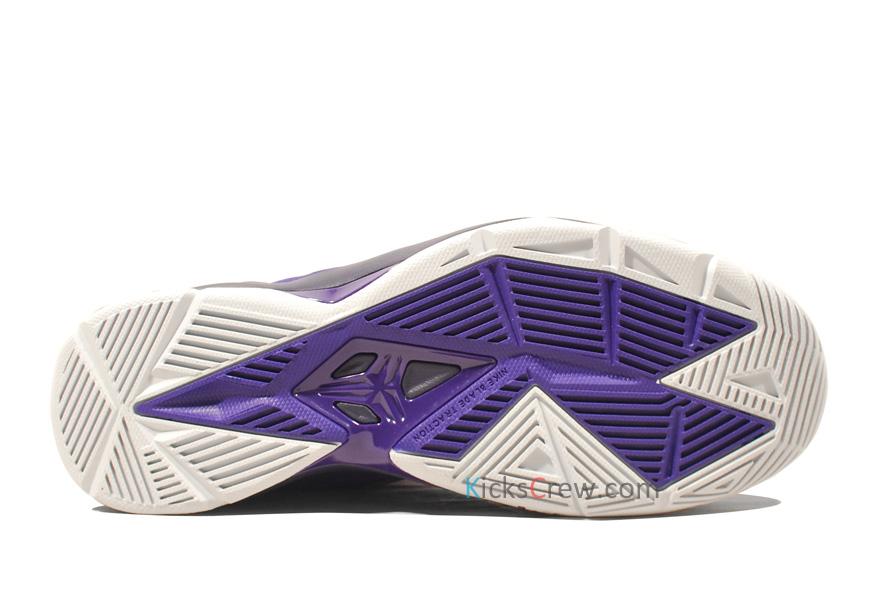 f2f049a27e6 Nike Zoom Kobe Venomenon 3. Color  Court Purple Pure Platinum-Stadium Grey  Style  555073-300