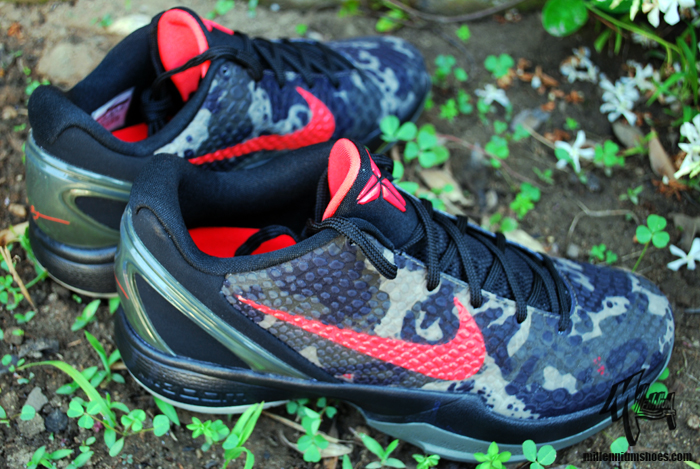"competitive price 4d540 1841c Nike Zoom Kobe VI ""Italian Camo"""
