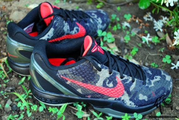 50dc7578678 Nike Zoom Kobe VI 6 white metallic purple Concord shoes 429659-100 men s  size 10
