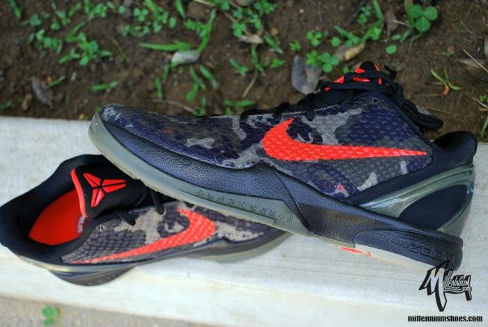 best service a558b 85ae0 Nike Zoom Kobe VI