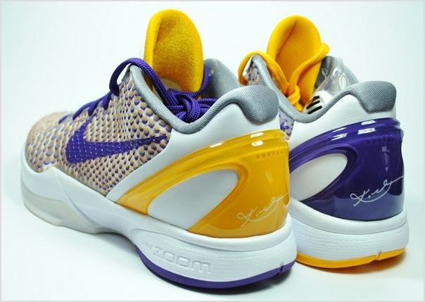 low priced 480f0 fad48 Nike Zoom Kobe VI 6 Size 10.5 EXCELLENT condition Mamba