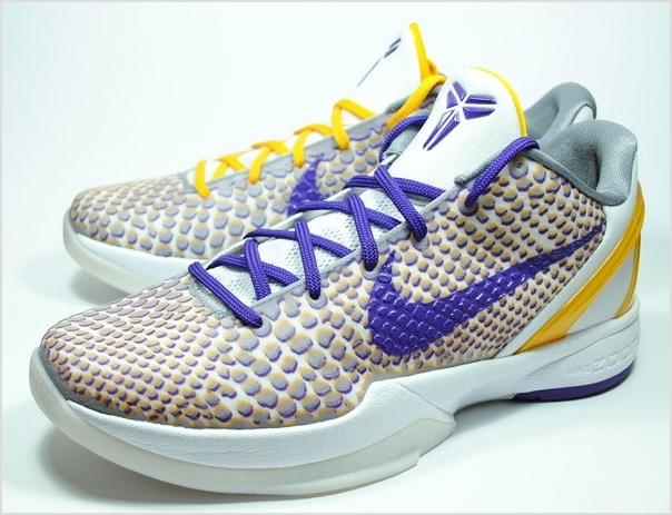 647987afbafd Nike Zoom Kobe VI Lakers 3D Available Now