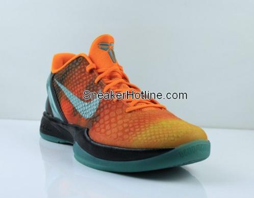 1a263e80de8 Nike Zoom Kobe VI Orange County - Air 23 - Air Jordan Release Dates ...