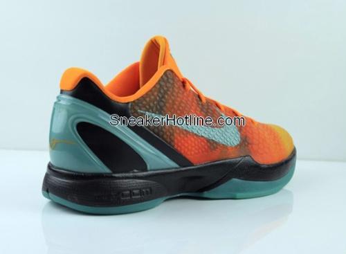 Nike Zoom Kobe VI 6 Orange County