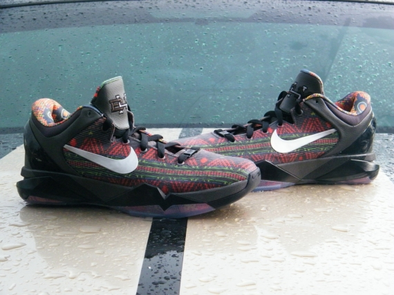 purchase cheap fa99a 9f188 Black Kobe 8 BHM History Month Nike System VIII Size 13 Elite Black History