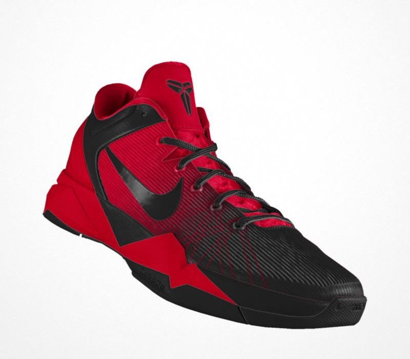 competitive price ffa43 c083f Build a Your own Nike Zoom Kobe VII Colorway at NikeiD